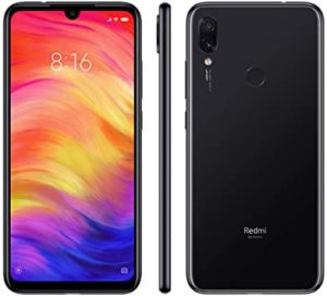 Redmi Note 7 mobile phone price under 10 thousand