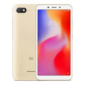 Xiaomi Redmi 6A phone under six thousand